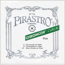 339920 Chromcor PLUS 4/4 Cello Комплект струн для виолончели (металл) Pirastro