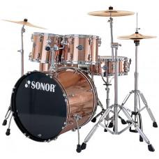 17200120 SMF 11 Studio Set WM 13071 Smart Force Барабанная установка, медь, Sonor