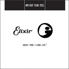 13010 Anti-Rust Отдельная струна для гитары, сталь, .010, Elixir
