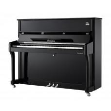 W120BL Пианино акустическое, черное, Wendl&Lung