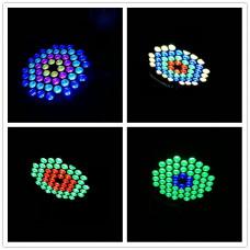 LPC017 Светодиодный прожектор смены цвета, 54х3Вт, Big Dipper