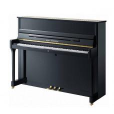 190014-1MK Performance P118 Пианино акустическое, черное, латунная фурнитура, W.Steinberg
