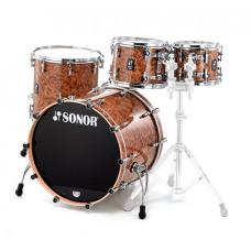 15800378 ProLite PL 12 Stage 3 Shells NM 17311 Набор барабанов, коричневый, Sonor