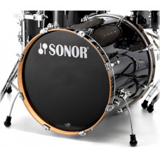17322940 ESF 11 2220 BD NM 11234 Essential Force Бас-барабан 22'' x 20'', черный, Sonor