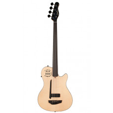033645 A4 Ultra Fretless EN SA Бас-гитара с чехлом, безладовая, Godin