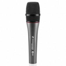 004846 E 865 Микрофон конденсаторный, электретный, Sennheiser