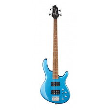 Action-HH4-TLB Action Series Бас-гитара, синяя, Cort