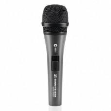 004514 E835-S Микрофон динамический, с выключателем, Sennheiser