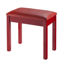 413VAL0729 Банкетка, красная, Orla