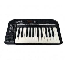 KS-25A MIDI-контроллер, 25 клавиш, LAudio