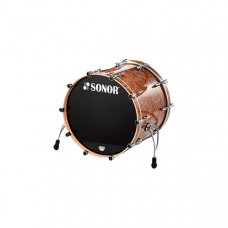 "15822278 PL 12 2217 BD NM 17311 ProLite Бас-барабан 22"" x 17,5"", коричневый, без кронштейна, Sonor"
