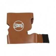 8311TV Чехол (рубашка) для защиты помпового механизма трубы/корнета, кожа, коричневый, Bach