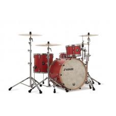 16100038 SQ1 320 Set NM 17338 Набор барабанов, б/кронштейна, красный, Sonor