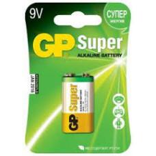 GP1604A-5S1 Элемент питания «Крона» алкалиновый, GP