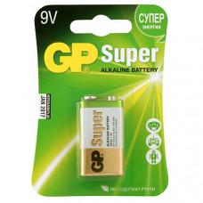 GP1604AU-5CR1 Ultra Элемент питания «Крона» алкалиновый, GP