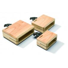 90619500 WB L Блок, деревянный, большой, Sonor