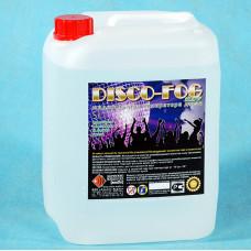 DF-Slow Disco Fog Slow Жидкость для генераторов дыма, медленного рассеивания, Синтез аудио