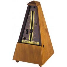 803MQ Maelzel Quartz Метроном цифровой, деревянный корпус, матовый, Wittner