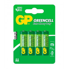 GP15G-2CR4 Элемент питания АА, солевой, 4шт, GP