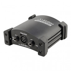 DI100 D.I. Box Преобразователь акустического сигнала, активный, Alctron
