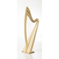RHL001 Арфа леверсная, 36 струн, цвет: клен, Resonance Harps