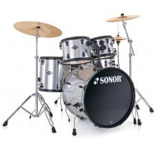 17200118 SMF 11 Studio Set WM 13070 Smart Force Барабанная установка, хром, Sonor