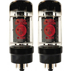 6L6EH-2 Комплект из 2-х ламп, Electro-Harmonix