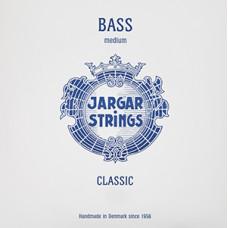 Bass-E Classic Отдельная струна Е/Ми для контрабаса размером 4/4, среднее натяжение, Jargar Strings