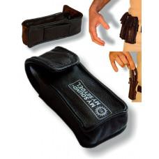 904105 Кожаная сумка на пояс для диатонической губной гармошки, Seydel Sohne