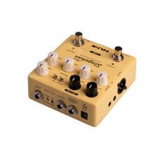 NAP-5 Stageman Floor Предусилитель для акустической гитары, Nux