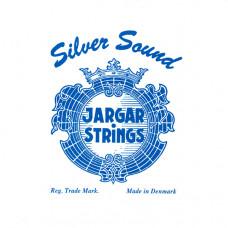 Cello-C-Silver Отдельная струна С/До для виолончели размером 4/4, среднее натяжение, Jargar Strings
