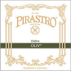 211021 Oliv Violin Комплект струн для скрипки (жила), шарик Pirastro