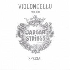 Cello-A-Special Отдельная струна А/Ля для виолончели размером 4/4, среднее натяжение, Jargar Strings