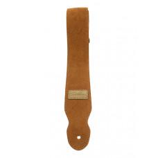 026104 Honey Suede Ремень для гитары, замша, коричневый, Godin