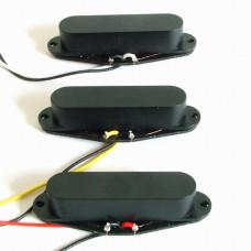 BS-02Middle-BK Звукосниматель магнитный, сингл, средний, черный, Belcat