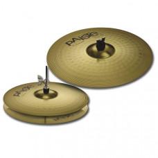 "000014ES14 101 Brass Essential Set Комплект тарелок 14/18"", Paiste"