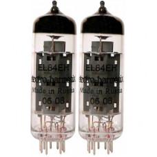 EL84EH-2 Комплект из 2-х ламп, Electro-Harmonix