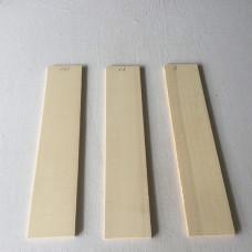 AW-100180-А Заготовка на веерные пружины для классической гитары, Ель (Сорт А), Акустик Вуд
