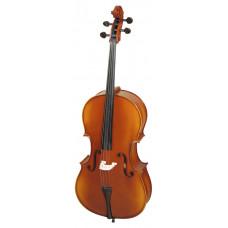 C120-4/4 Student Laminated виолончель студенческая Hora