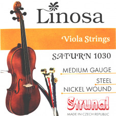 1030-41 Saturn Комплект струн для альта, Strunal