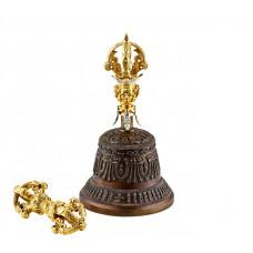 BD-M Bells Колокольчик, 9см, ваджр, Meinl
