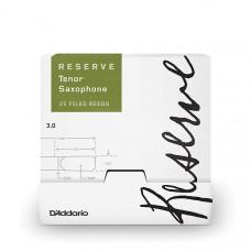 DKR0130-B25 Reserve Трости для саксофона тенор, размер 3.0, 25шт в индивидуальной упаковке, Rico