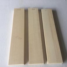 AW-100181-ААА Заготовка на рипы для классической гитары, Ель (Сорт ААА), Акустик Вуд
