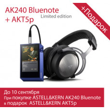AK240 Bluenote limited edition
