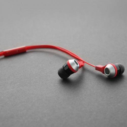 Гарнитура EM1 MIC Black / Red