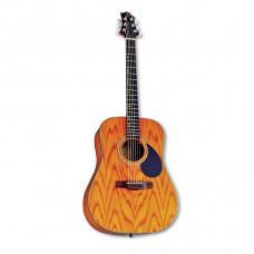 GREG BENNETT D4/N - акустическая гитара, дредноут, ясень, цвет натуральный
