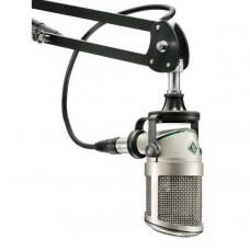 NEUMANN BCM 705 - дикторский динамический микрофон для радиовещания