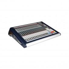 SOUNDCRAFT GB2-16 - микшер 16 моно, 2 стерео, 6 Aux, 4 подгруппы , матрица 6x2, TRS директ-выходы