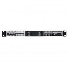 POWERSOFT Duecanali 804 DSP+DANTE - двухканальный усилитель мощности с DSP и Dante, 2x400 Вт (4 Ома)