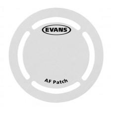 EVANS EQPAF1 - наклейка круглая на рабочий пластик бас-барабана